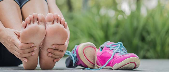 Chiropractic Charlotte NC Foot Pain